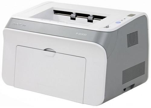Pantum P2000 Printer Driver for Windows 10