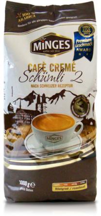 Vásárlás  Minges Creme Caffe Schümli 6d61245bc9