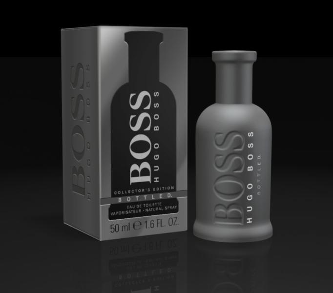 be141b7545 HUGO BOSS BOSS Bottled Collector s Edition EDT 100ml Tester parfüm ...