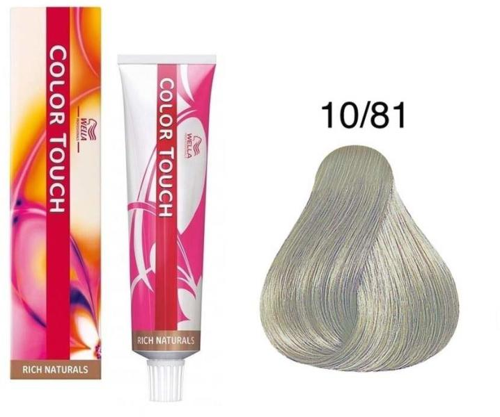 wella color touch 10