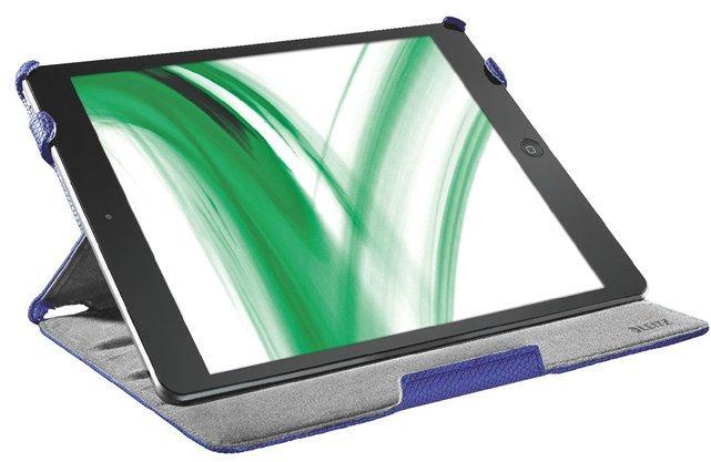 Vásárlás  Leitz Complete Smart Grip for iPad Air - Blue (E64250035 ... 85f2589584