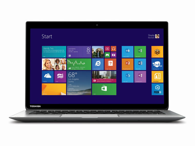 Drivers Toshiba KIRAbook 13 i5 Display