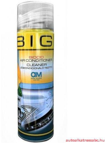 Biocid légkondicionáló tisztító aeroszol használata