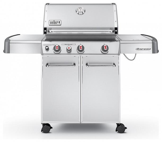 Weber Genesis S-330 GBS Grillsütő, raclette, barbecue vásárlás ...