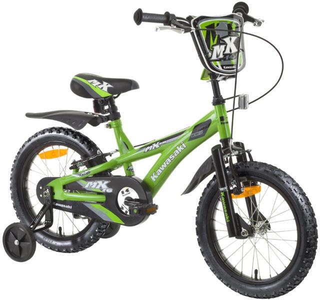 2fed40bccab Kawasaki Dirt 16 Детски колела, детски велосипеди Цени, оферти и ...