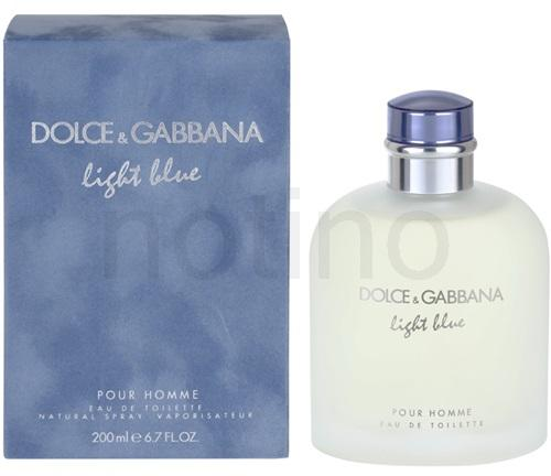 Dolce Gabbana Light Blue pour Homme EDT 200ml Preturi Dolce Gabbana ... a97b982d2216