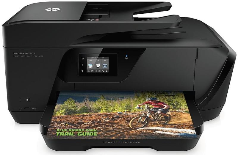 HP 7510 WIRELESS PRINTER DRIVER WINDOWS XP