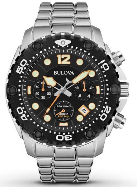 5477deddc6a Vásárlás: Bulova Precisionist Sea King 98B24 óra árak, akciós Óra ...