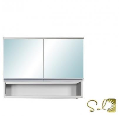 Vásárlás: Leziter SOL 70 2 ajtós tükrös szekrény SOL70TF Fürdőszoba bútor árak összehasonlítása ...