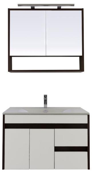 Vásárlás: Leziter Luna 80 komplett fürdőszoba bútor LUNA80 Fürdőszoba bútor árak ...