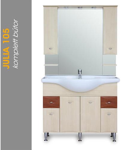 Vásárlás: Vertex Julia 105 komplett fürdőszoba bútor (J105 ...