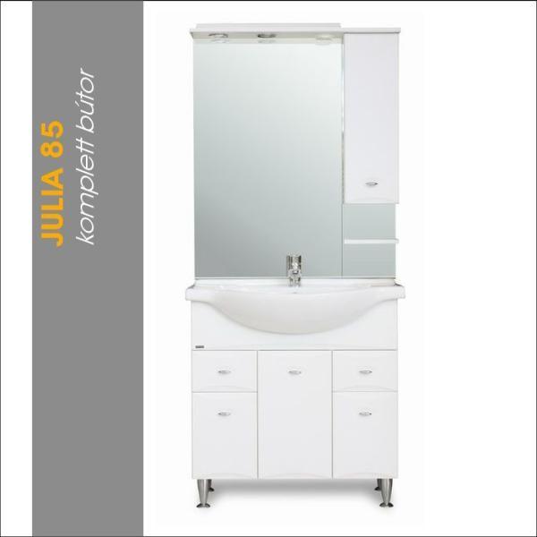 Vásárlás: Vertex Julia 85 komplett fürdőszobabútor J85 Fürdőszoba ...