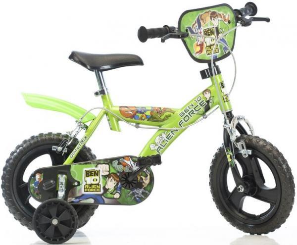 ab7161df4cb Dino Bikes Ben 10 14 (143GLN-B10) Детски колела, детски велосипеди ...