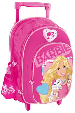 2541a3f383e7 Vásárlás: Starpak Barbie - gurulós Iskolatáska árak összehasonlítása ...