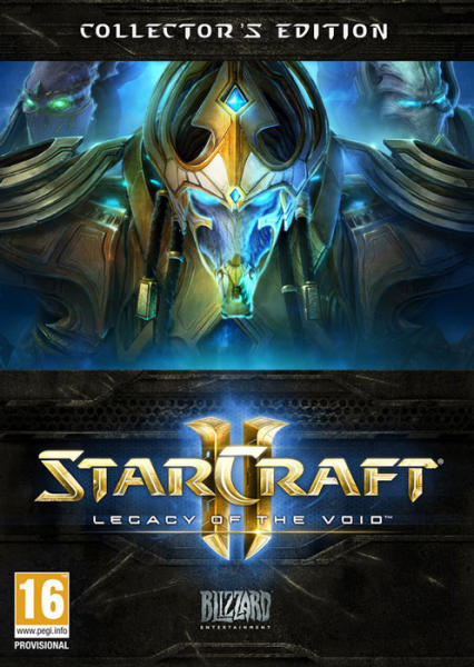 Star Craft  Legacy Of The Void Collector S