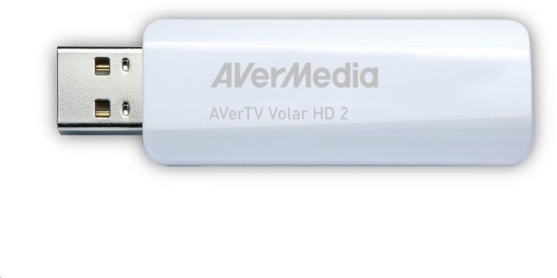 AVerMedia TD110 AVerTV Volar HD 2 TV Tuner Windows 8 Driver Download
