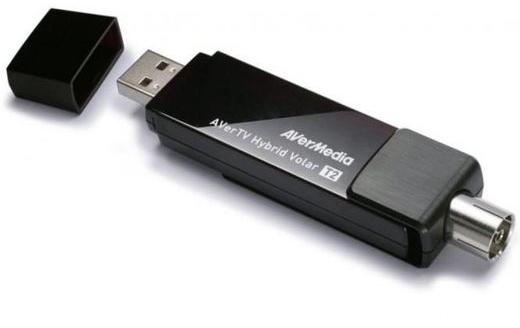 AVerMedia H831 Hybrid DVB-T/T2 Tuner Download Drivers