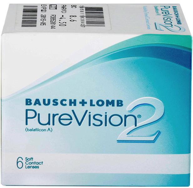 Bausch   Lomb PureVision 2 (3 db) - havi kontaktlencse vásárlás ... c764316ed7