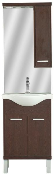 Vásárlás: Leziter Nerva 55 fürdőszoba bútor (NERVA55) Fürdőszoba bútor árak összehasonlítása ...