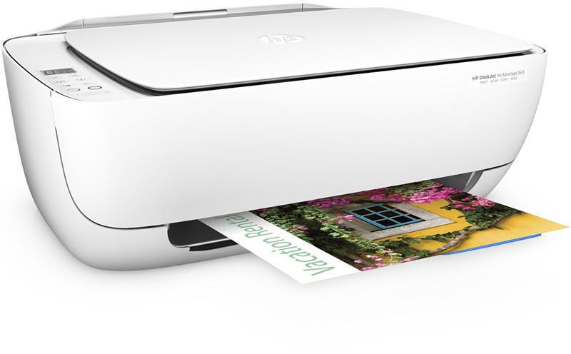 Драйвера на принтер hp deskjet ink advantage 3635