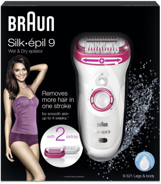 Braun Silk-épil 9 SE9521 szőrtelenítő vásárlás 80c5b2bdec