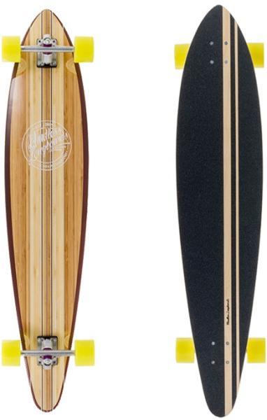 Mindless Longboards Longboard Complete Maverick III Longboard 46 x 9 Complete