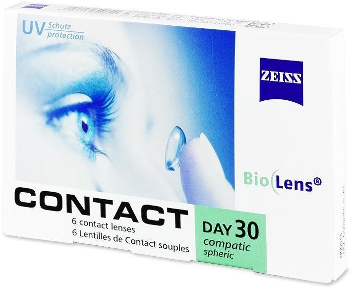ZEISS Contact Day 30 Compatic (6 db) - napi kontaktlencse vásárlás ... 12f3700ece