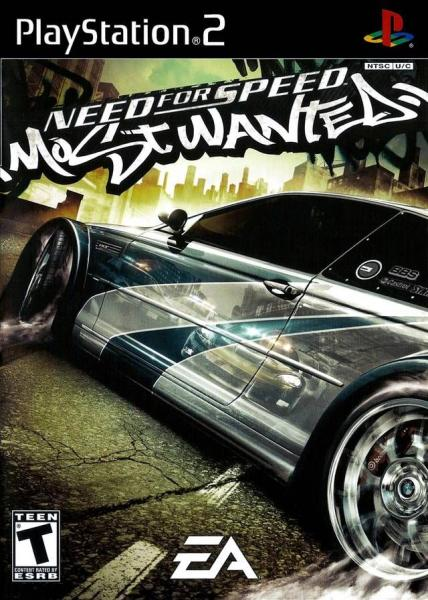 Electronic Arts Need for Speed: Most Wanted (PS2)
