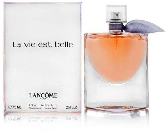 lancome la vie est belle edt 50ml tester parf m v s rl s. Black Bedroom Furniture Sets. Home Design Ideas
