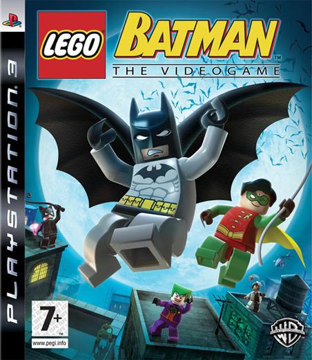 warner bros interactive lego batman the videogame ps3 software