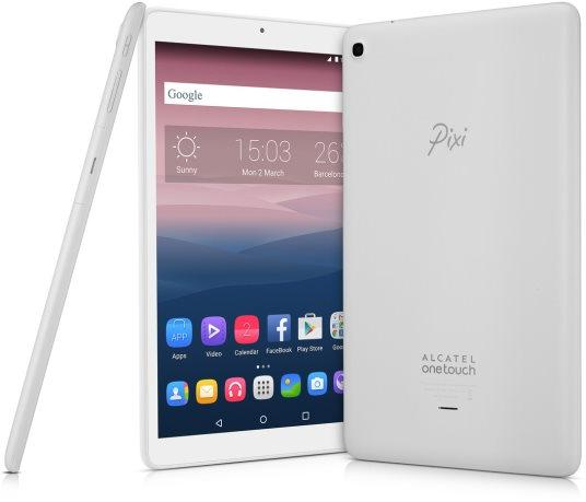 Alcatel ONETOUCH PIXI 3 10 WIFI Tablet PC Vasarlas