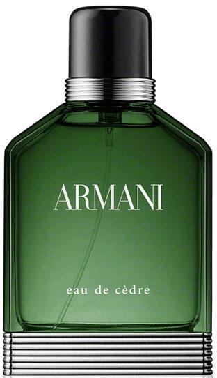 Giorgio Armani Armani Eau de Cédre pour Homme EDT 100ml 2d9d0443ae73
