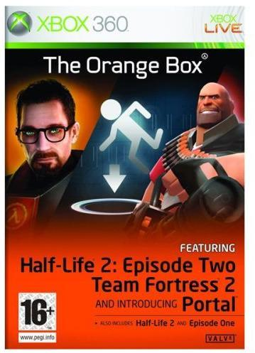 Electronic Arts Half-Life 2: The Orange Box (Xbox 360)