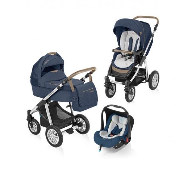 Vásárlás  Baby Design Dotty Denim 3 in 1 Babakocsi árak ... ef10b920f3