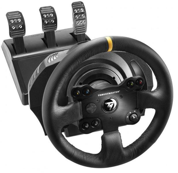 thrustmaster tx racing wheel leather edition 4460133. Black Bedroom Furniture Sets. Home Design Ideas