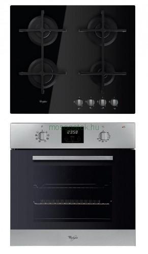23a05c92ef Vásárlás  Whirlpool AKP 458 IX   GOS 6413 NB Beépíthető sütő és ...
