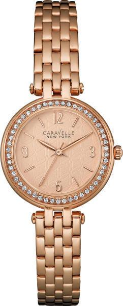 Vásárlás  Caravelle New York 44L175 óra árak 076e54309e