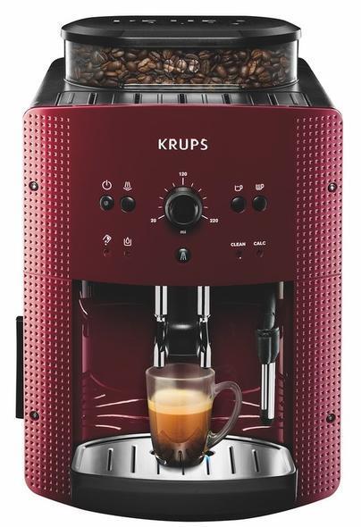 KRUPS automata kávéfőző gép :: Kávéfőzők, árak és vásárlás