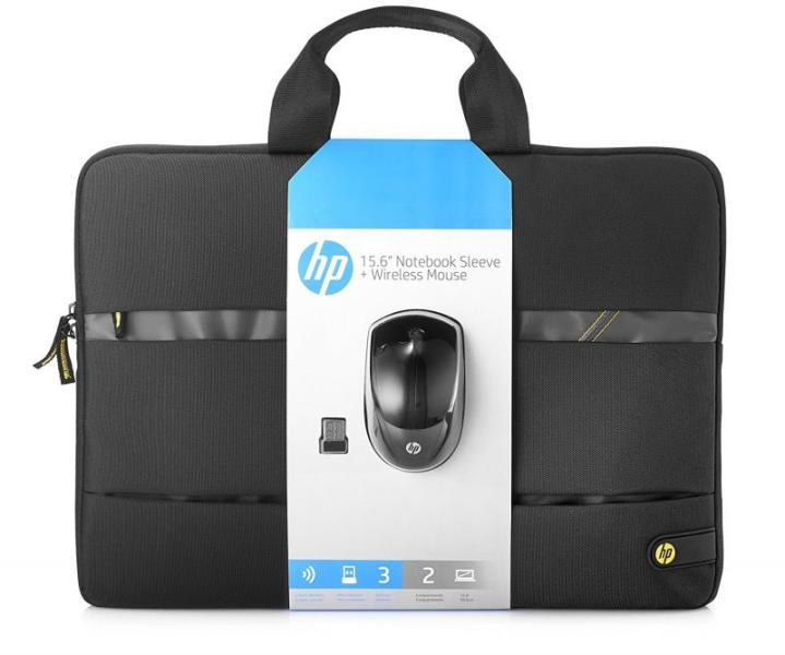 HP Wireless Essentials Kit 15.6 N3U50AA laptop táska vásárlás eab5aeffe1
