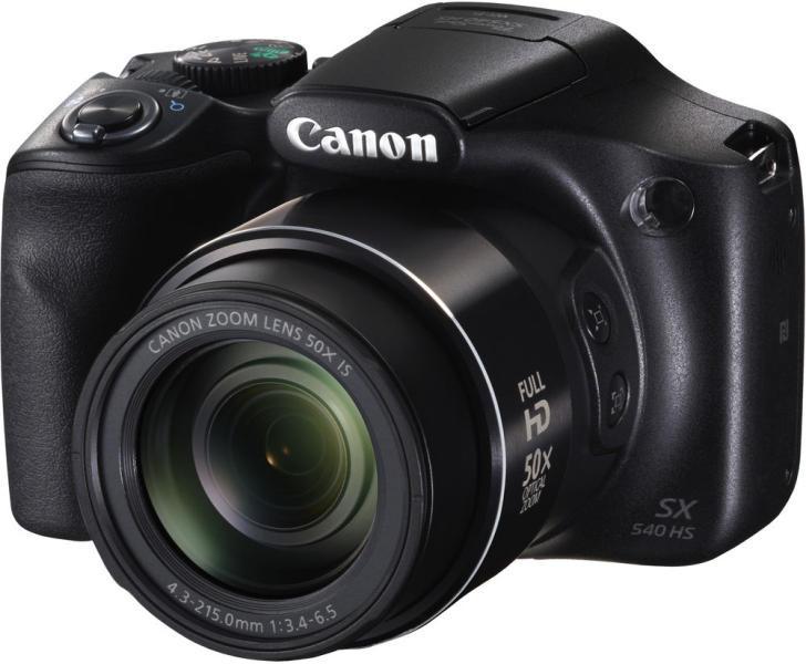 063a5172b32a Canon PowerShot SX540 HS Digitális fényképezőgép