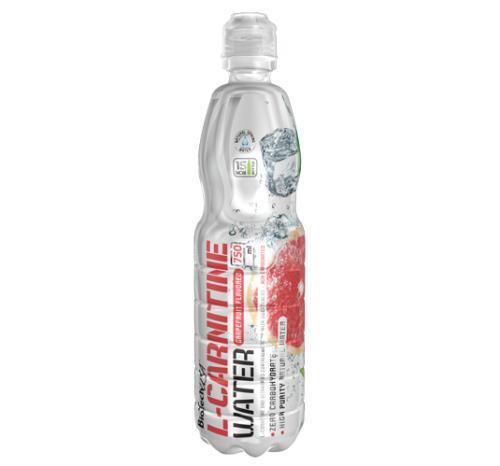 Vásárlás: BioTechUSA L-Carnitine Water (750ml) Sportital