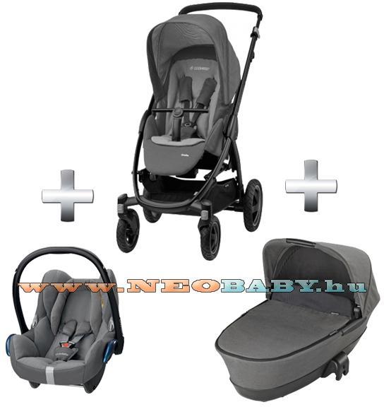 Vásárlás  Maxi-Cosi Stella Trio Pack Babakocsi árak összehasonlítása ... e438204cc3