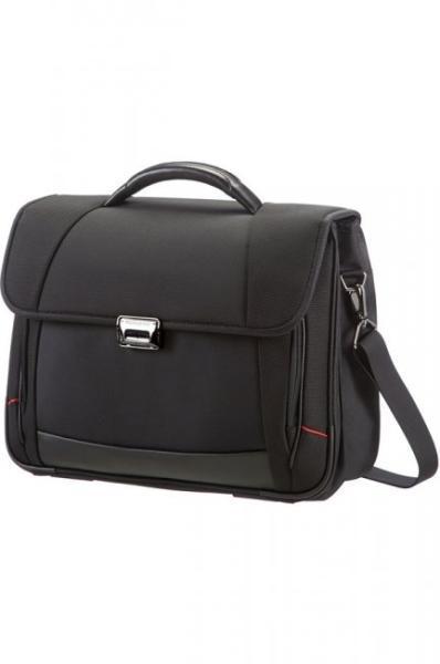 Samsonite Pro-DLX 4 Briefcase 2 Gussets 16 35V 005 laptop táska ... 2eb2bf109d