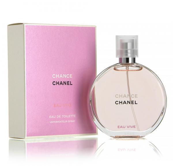 40260ba170 CHANEL Chance Eau Vive EDT 35ml parfüm vásárlás, olcsó CHANEL Chance ...