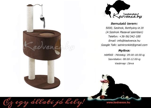 Vásárlás: Ferplast Cica Bútor Levél alakú cicaház játék és kaparó Macskabútor, kaparófa árak ...