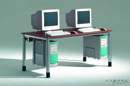EBR számítógépasztal (Szél.mag.mély.: 200 x 72 x 80 cm)
