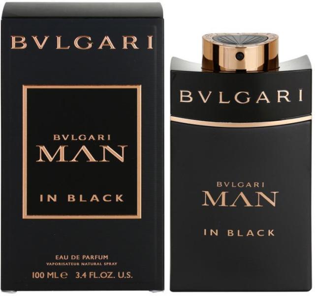 Bvlgari Man In Black Edt 100ml Preturi Bvlgari Man In Black Edt