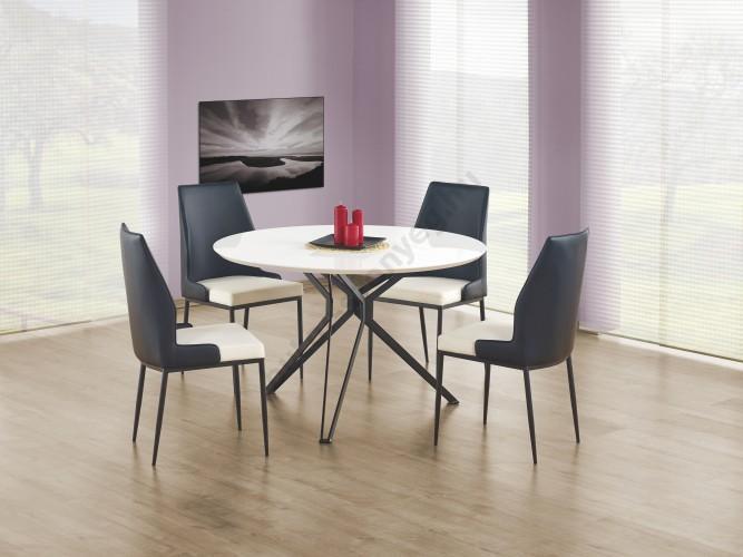 Vásárlás: HALMAR Pixel kerek étkezőasztal Étkezőasztal árak ...