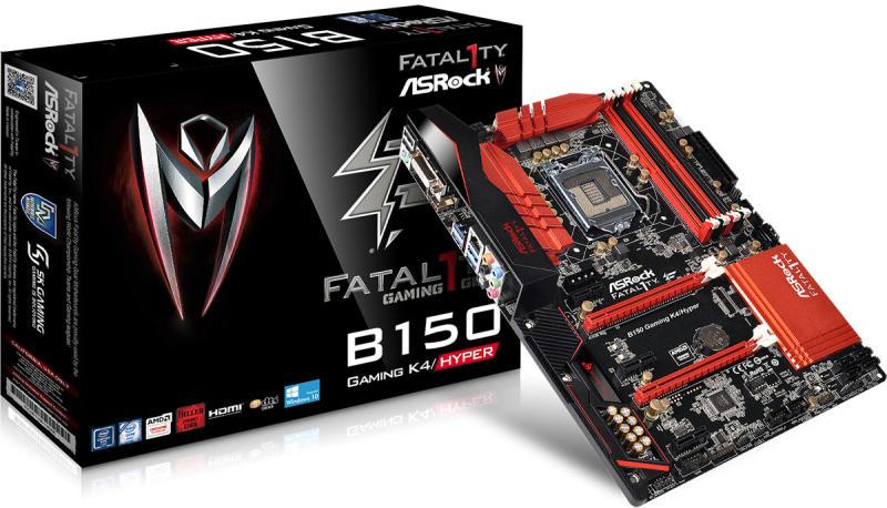ASRock Fatal1ty B150 Gaming K4/Hyper Realtek Audio Drivers for Windows Download