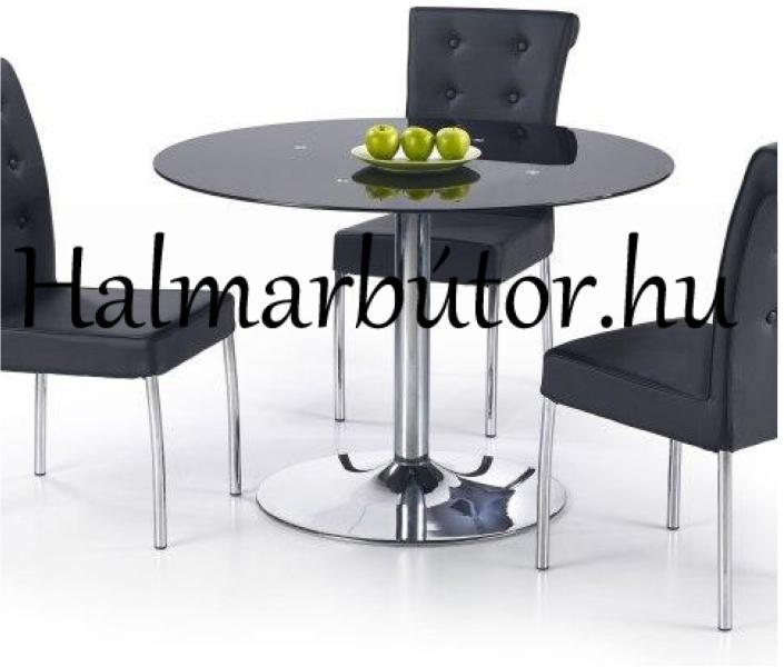 Vásárlás: HALMAR Modest kerek étkezőasztal Étkezőasztal árak ...